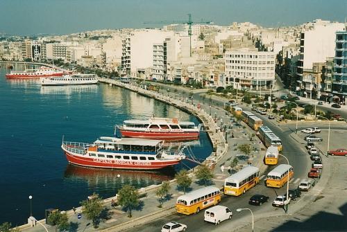 where to live in malta sliema